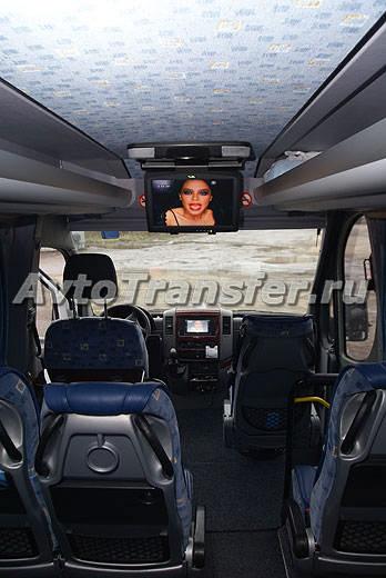 аренда автобусов в москве vip